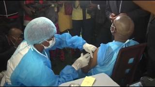Cameroon starts Covid vaccination using jabs given by China