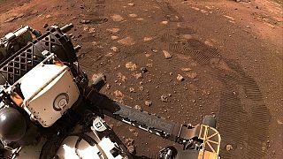 Perseverance - Mars - NASA