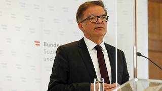 Ο υπουργός Υγείας της Αυστρίας Ρούντολφ Ανσόμπερ