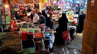 التسوق في رمضان - بغداد، العراق