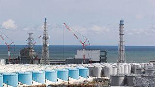 نفايات نووية - فوكوشيما اليابان