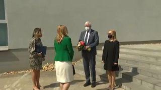 Támogatásáról biztosította a szlovák elnök a Szputnyik V-t tesztelő szlovák tudósokat.