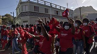 Traditional parties face upset by newcomers in Cape Verde