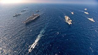 ناوگان نظامی ایالات متحده در اقیانوس هند