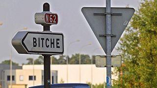 Bitche, Fransa / Arşiv