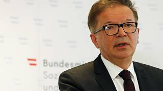Rudolf Anschober said he had stepped down due to persistent personal health problems.