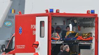 خدمة الطوارئ الطبية الرومانية