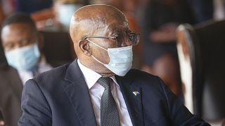 Afrique du Sud :  Jacob Zuma invité à choisir lui-même sa peine