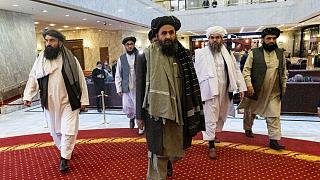 گروه مذاکره کننده طالبان برای صلح افغانستان