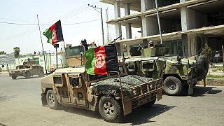 Afganistan'da Taliban'ın düzenlediği saldırılarda 23 asker hayatını kaybetti