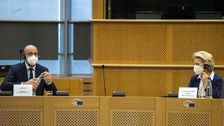 بعد حادثة أنقرة.. البرلمان الأوروبي يحضّ رئيس المجلس ورئيسة المفوضية على وضع خلافاتهما جانبا
