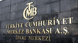 Türkiye Merkez Bankası Binası