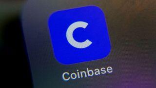 Kripto para borsası Coinbase'in telefon uygulaması