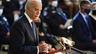 President Biden will announce on Wednesday the Sept 11 withdrawal of troops