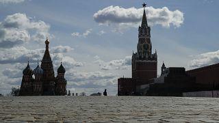 Egy éve így nézett ki a moszkvai Vörös tér - képünk illusztráció