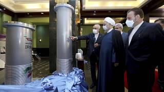 Iran vowed to enrich uranium to its highest ever level after the bombing of its Natanz nuclear facility
