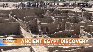 The site of the ancient city near Luxor, home of Egypt's legendary Valley of the Kings.