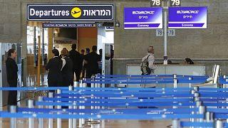 Havalimanı - İsrail