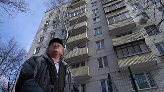 Artist in Khrushchyovka