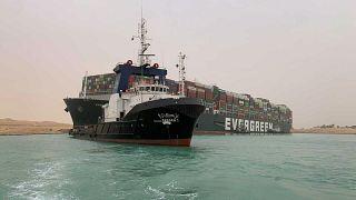 سفينة إيفر غيفن