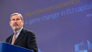 Le Commissaire européen en charge du Budget présente les derniers éléments du plan de relance