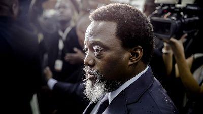 RDC :  l'ex-président Joseph Kabila rencontre Bintou Keita
