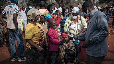 Covid en RDC : lancement de la campagne de vaccination