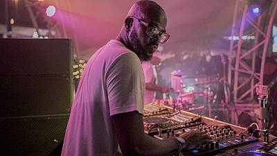 DJ Black Coffee garde le rythme