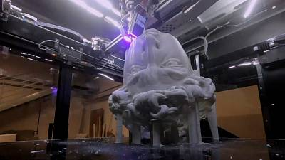 Faithful copy of Michelangelo's David created using 3D tech
