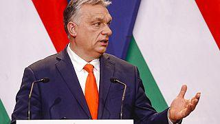 Orbán Viktor 2021. április 1-én (illusztráció)