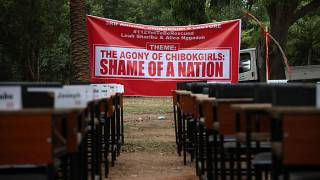 Seven years after hundreds of Chibok girls were abducted, over 100 are still missing
