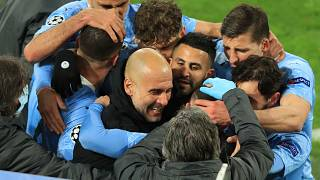 Champions League: City jubilant, Real secured