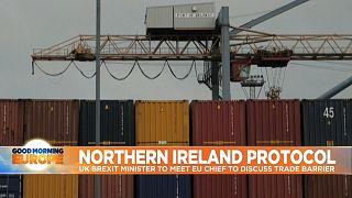 Port of Belfast, Norhern Ireland