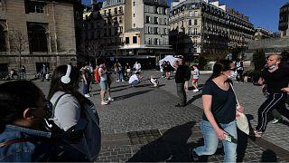 باريس في 31 آذار/مارس 2020