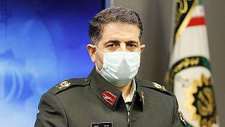 سخنگوی نیروی انتظامی ایران