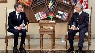 """Amerikai külügyminiszter: """"Az USA nem hagyja magára Afganisztánt"""""""