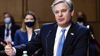 Christopher Wray, az FBI igazgatója