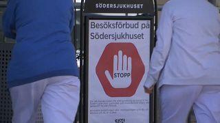 Notaufnahme in Schweden