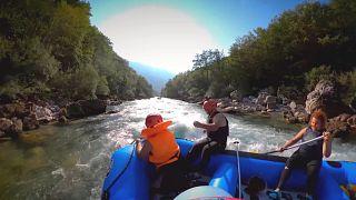 Megahosszú túraútvonal a természet szerelmeseinek a Nyugat-Balkánon