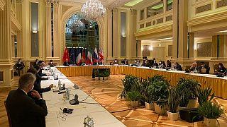 دور دوم نشست کمیسیون مشترک برجام در وین
