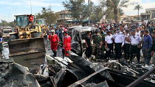 انفجار در شهرک صدر عراق