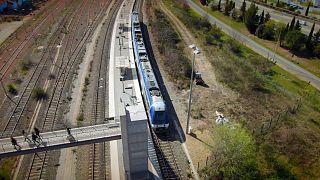 Multimodal transport hub development making travel easier