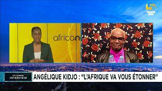 """Angélique Kidjo : """"L'Afrique va vous étonner"""" [Entretien exclusif]"""