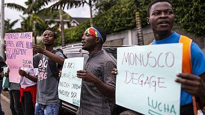 RDC : un mort à Oicha dans une manifestation contre la MONUSCO