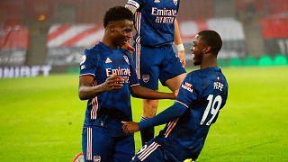 Nicolas Pépé et Arsenal dans le dernier carré