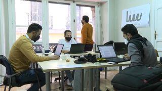 Cuatro periodistas sirios han lanzado el nuevo medio en Madrid