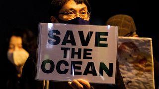 BM İnsan Hakları Uzmanları: Fukuşima'da denize işlenmiş atık su boşaltılması oldukça endişe verici