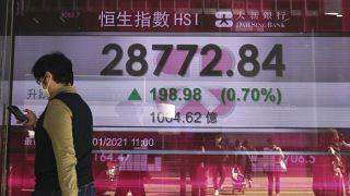 Chine : croissance en trompe-l'œil, la reprise vigoureuse parce que comparée à la paralysie de 2020