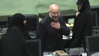 İran Meclis Başkanı Muhammed Bakır Kalibaf