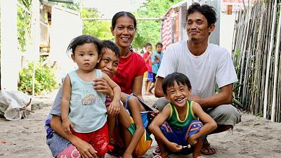 Family part of the homestay association